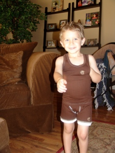 Knuckleheads Skivvies Underwear in Brown for Boys