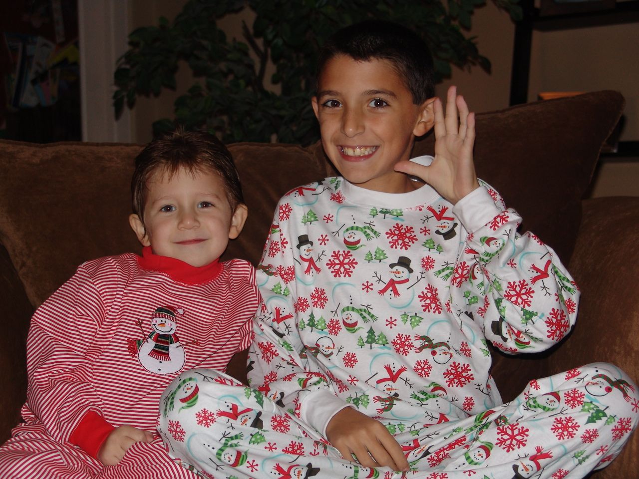 Kids Christmas Pajamas.Kids Christmas Pajamas My Boys In Skivvydoodles Pajamas