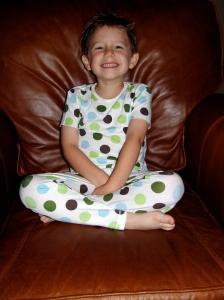 Kicky Pants Bamboo Pajamas