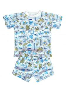 Skivvydoodles Short pajamas for boys