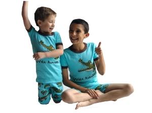 short pajamas, kids short pajamas, pajama sale