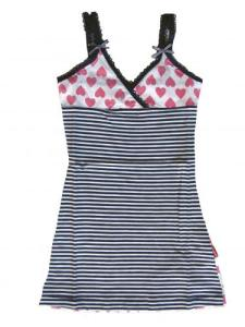 Claesen's Hearts and Stripes Nightgown