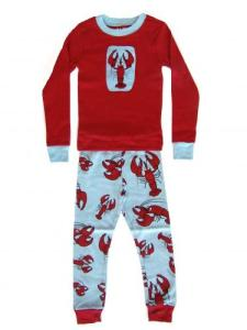Kids Lobster Pajamas