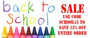 Back to School Pajama SALE