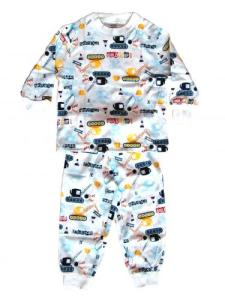 Skivvydoodles Wrecking Crew Pajamas for Boys