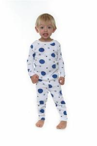 New Jammies Organic Blueberries Pajama Set