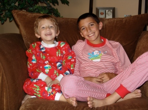 Skivvydoodles Christmas Pajamas