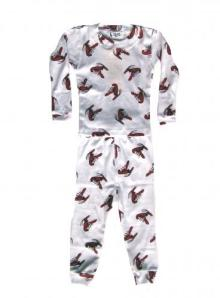 At Home Lobster Pajamas for Boys and Girls