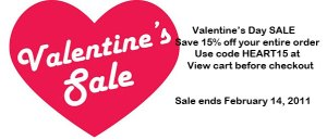 Valentine's Day Pajama SALE