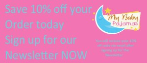 Save 10% off your pajama order Today