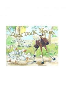 Lazy One Duck Duck Moose Book