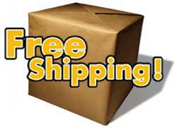 Free Shipping this weekend only!