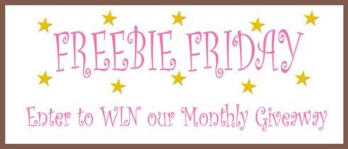 My Baby Pajamas Freebie Friday Giveaway