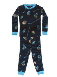 Petit Lem Hockey Pajamas