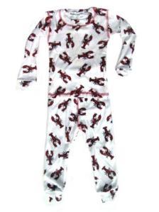Thingamajiggies4kids Lobster Pajamas
