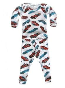 Thingamajiggies4kids Roadster Pajamas
