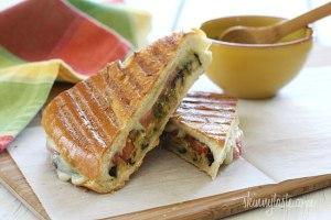 eggplant-panini-with-pesto