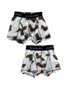 Claesen's Wing AOP Boy Boxer 2 pack