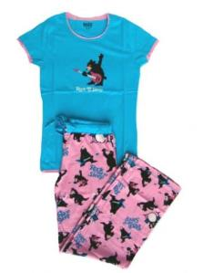 Lazy One Rock Me Juniors/Women Pajamas