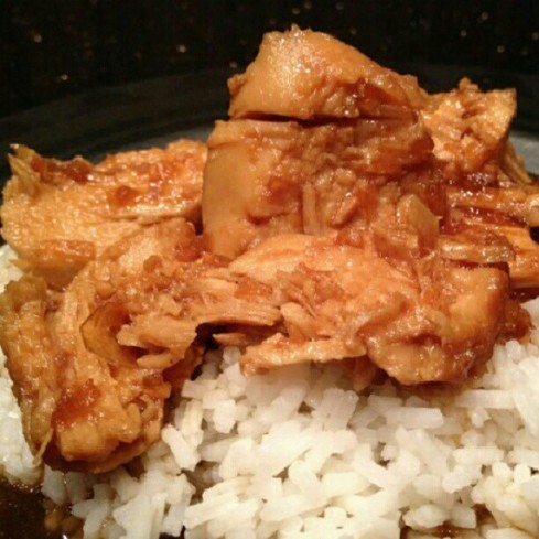 Tuesday Cook Off ~ Crock Pot Honey Chicken
