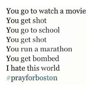 #prayforboston