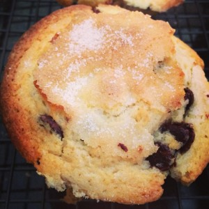 Best Chocolate Chip Muffins