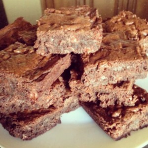 Tuesday Cook Off ~ Best Brownie Recipe