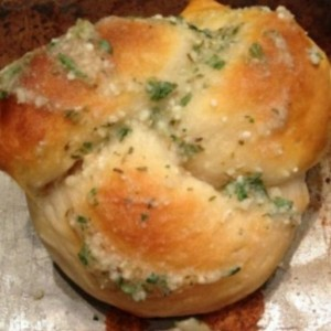 Tuesday Cook Off ~ Parmesan Bread Knots