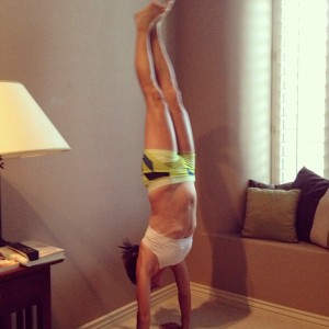 Handstand Friday ~ Week Three