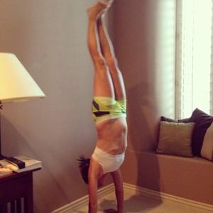 Handstand Friday ~ Week Three