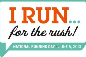 National Running Day June 5, 2013