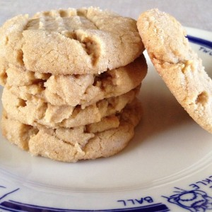 Tuesday Cook Off ~ Peanut Butter Cookies