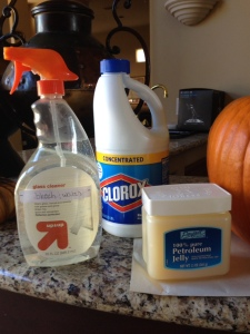What you will need to preserve your pumpkin