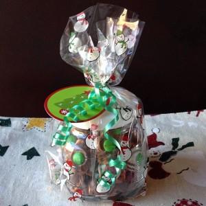 Finished gift ~ Christmas Hugs