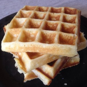 Tasty Treats ~ True Belgian Waffles