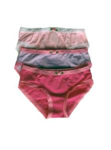 Esme Sweet 3 Pack Panties